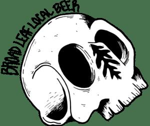 Broad Leaf Local Beer Logo