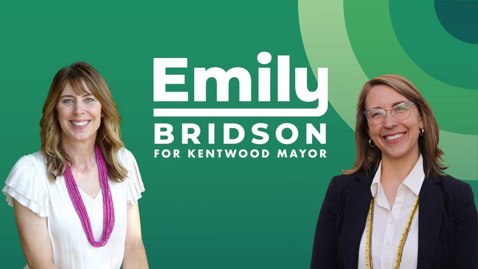 Bridson Campaign Launch